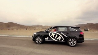 KIA - Test Drive en LA CHUTANA